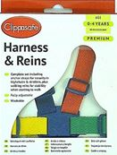 CLIPPASAFE EASY WASH HARNESS 7.75