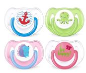 AVENT SOOTHER 6-18M 4.90