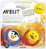 AVENT SOOTHER ANIMAL 0-6M 4.90