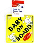 CLIPPASAFE BABY ON BOARD 2.25