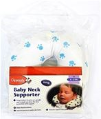 CLIPPASAFE BABY NECK SUPPORT GREY 5.99